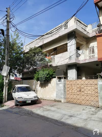 House For Sale In Semi Commercial Area 6th Road Near Total Pump
