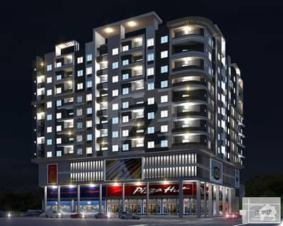 Chance Deal On Prelaunching Rates In New Upcoming Project Fantasy Heights Main 200 Ft Road Main Munawar Chowrangi Of Most Elite Block 14 Of Gulistan E Jauhar Karachi Limited Units Available 30 Discounted Rates