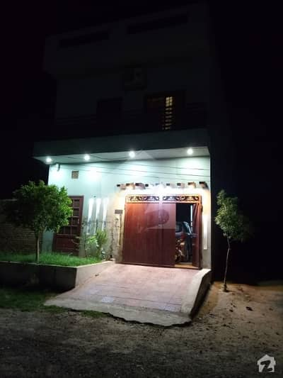 4 Marla House Fully Furnished