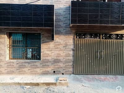 Double Storey Beautiful House Available For Rent At At Latif Abad Okara