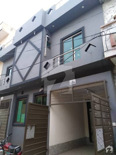 2.5 Marla Brand New House Is Available For Sale In Mustafa Town Opposite Iqbal Town Lahore