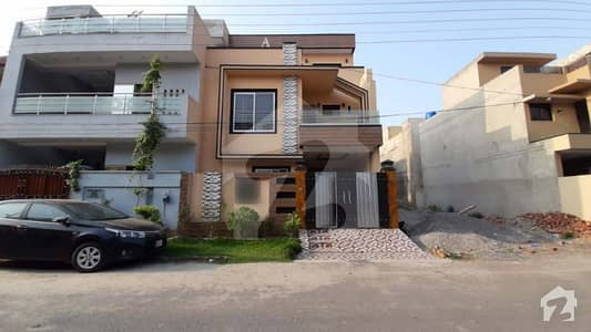 5 Marla Triple Storey House For Sale In Park Arab Housing Society Lahore