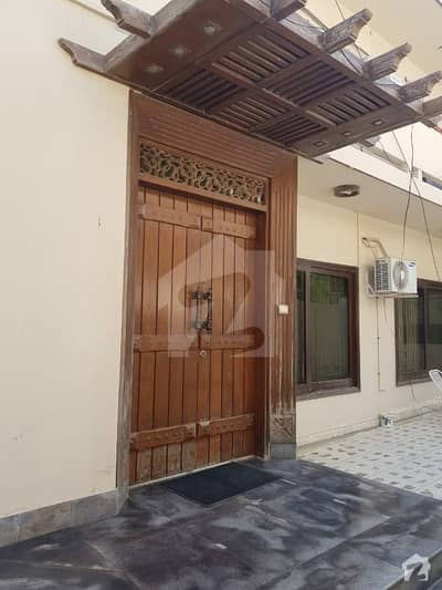 1000 Sq Yard Double Story House For Sale