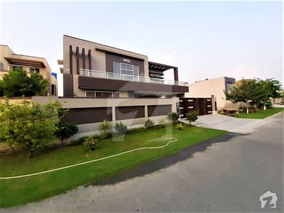 Luxury Brand New Owner Built Kanal House For Sale