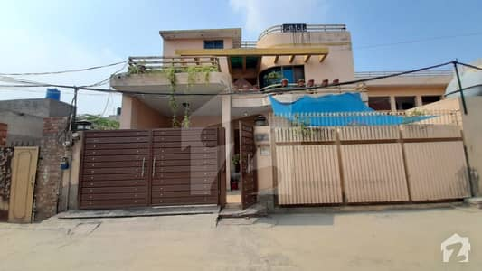 10 Marla Double Storey House Is Available For Sale In Satellite Town Lahore