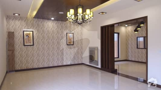 1 Kanal House Is Available For Sale In Valencia Housing Society Lahore