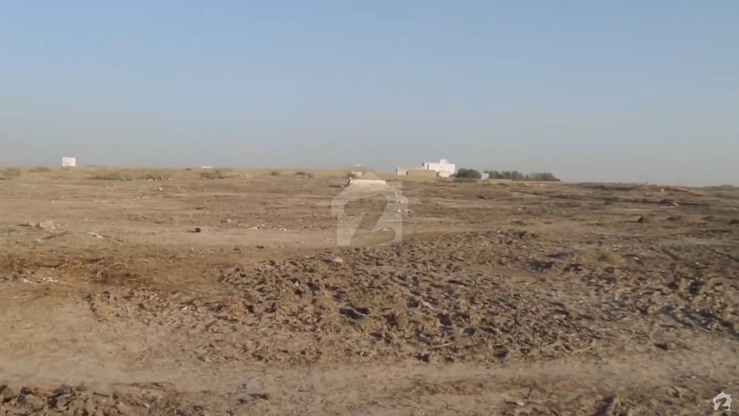 Residential Plot Is Available For Sale In Scheme 33 Karachi