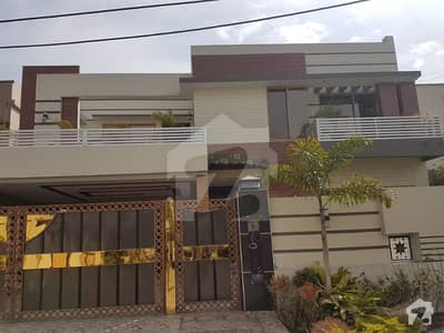 1 Kanal Brand New Ultra Modern House For Sale Very Hot Location Solid Construction Direct Owner