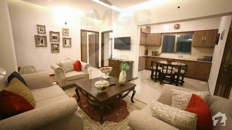 Brand New Luxury Furnished Apartment Available For Rent