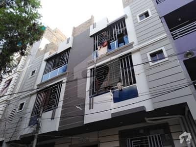 2nd Floor Portion For Sale In Nazimabad  2 Karachi