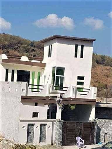 Luxurious 5-Marla Home In Central Location Of Bani Gala Islamabad