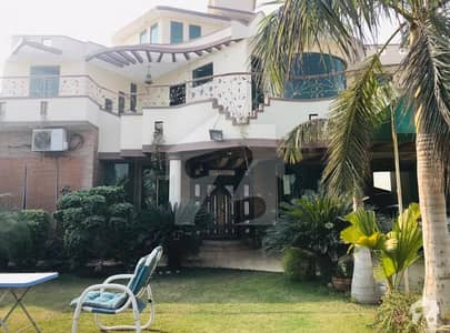 1 Kanal Double Storey House Is Available For Sale In Garden Town Multan