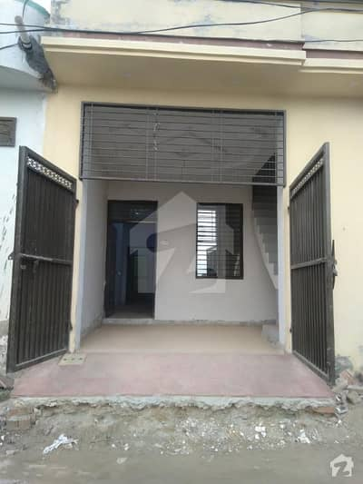 3 Marla Double Storey Brand New House For Rent In Ma Jinnah Road Gulraiz Town