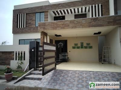 10 Marla Well Furnished House In Abdullah Garden