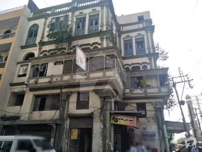 11 Marla Prime Location Commercial Property Near Badshahi Mosque  Food Street