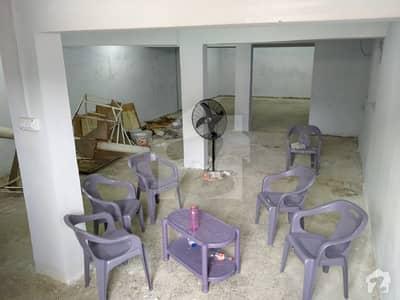 20x50 Feet Basement Commercial Property For Sale In G-9 Markaz Having Covered