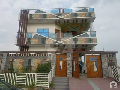 400 Yard Brand New Bungalow For Sale