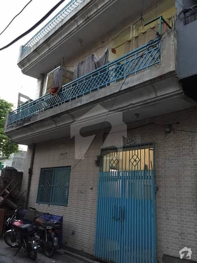 2 Marla Double Storey House For Sale Old 272 Sq Ft