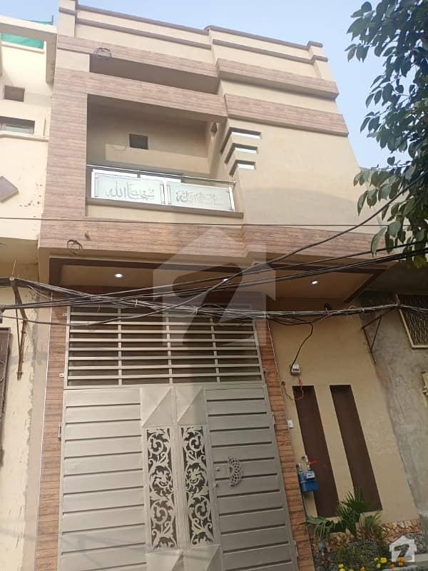 کینال پوائنٹ ہاؤسنگ سکیم ہربنس پورہ لاہور میں 3 کمروں کا 3 مرلہ مکان 78 لاکھ میں برائے فروخت۔