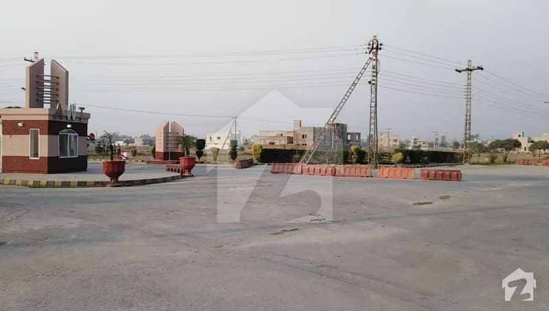 One Kanal Double Storey Grey Stomacher House For Sale