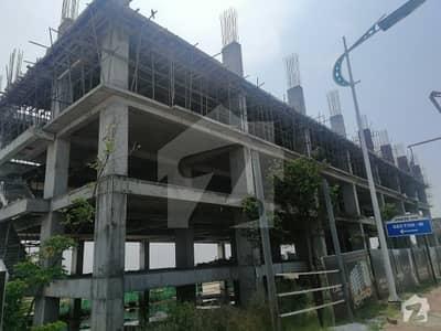 لیک وسٹا ہائٹس بحریہ ٹاؤن راولپنڈی راولپنڈی میں 2 کمروں کا 4 مرلہ فلیٹ 60 لاکھ میں برائے فروخت۔