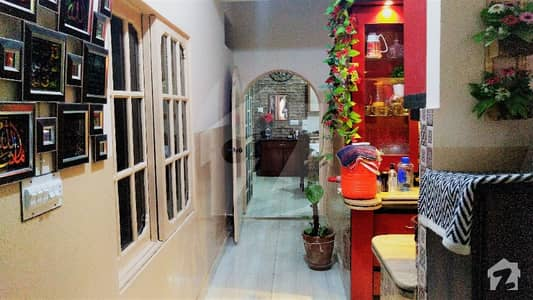 120 Sq Yd Triple Storey House For Sale in Shah Faisal Colony Demand 180Lac