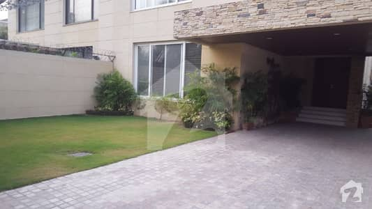 500 Sq Yards Livable House For Sale On Prime Location In E 7 Islamabad