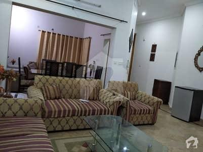 10 Marla Lower Portion In Tariq Garden For Rent