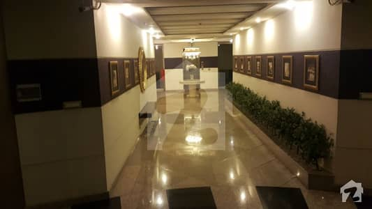 One Bedroom Semi Furnished Flat For Sale In Bahria Height 4 Phase 3
