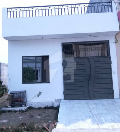 3 Marla House For Sale On 40 Feet Road In Shoaib Block Sa Gardens