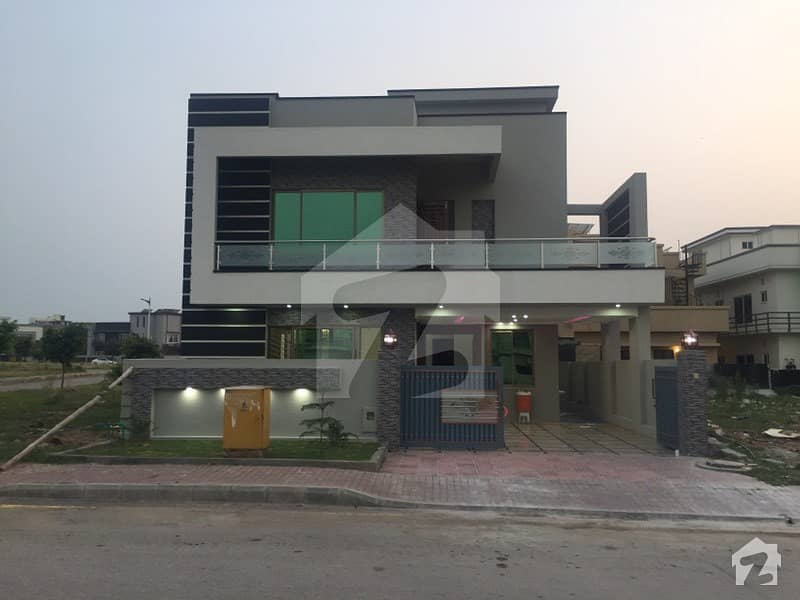10 Marla Brand New House For Sale Overseas 6 Bahria Town Phase 8 Rawalpindi