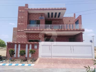 10 Marla Double Story House For Sale. Block E
