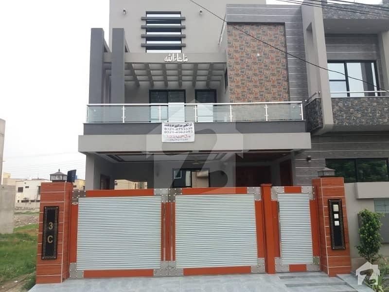 طارق گارڈن هاسنگ سکیم طارق گارڈنز لاہور میں 5 کمروں کا 10 مرلہ مکان 2.95 کروڑ میں برائے فروخت۔