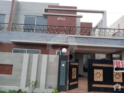 10 Marla Brand New House For Sale In Block B Dha Phase 8 Eden City Lahore
