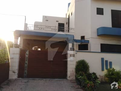 7.5 Marla Corner House Is Available For Sale In Qamar Garden Faisalabad