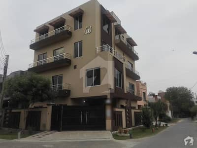 3rd Floor Flat Is Available For Rent