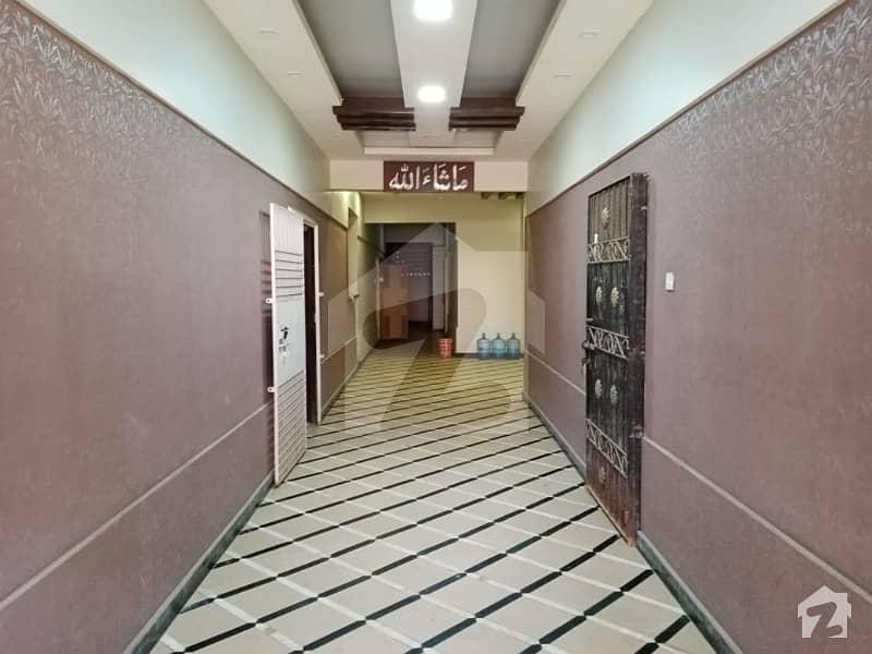 اَپر غزری غِزری کراچی میں 2 کمروں کا 4 مرلہ فلیٹ 55 لاکھ میں برائے فروخت۔