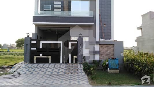 5 Marla Double Storey House For Sale In L Block Of Khayaban E Amin Lahore