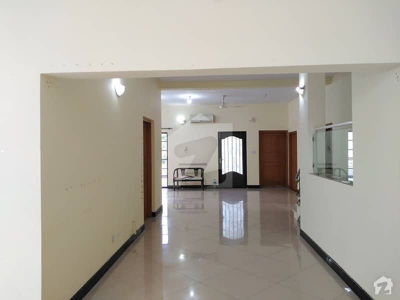 E-7 Prime Location Fully Semi Furnished Portion Available For Rent