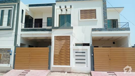 5 Marla Brand New Double Storey House For Sale At 30 Feet Road