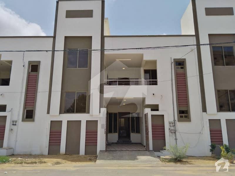 Ground 1 Double Storey Villa For Sale In Rim Jhim Villa Scheme 33 Karachi