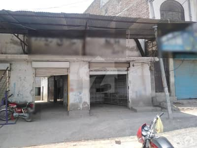 13 Marla Commercial Shops For Sale At Manzoor Colony Main Road Near General Bus Stand