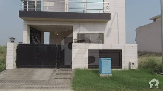 5 Marla Brand New House For Sale In A Block Of DHA 9 Town Lahore