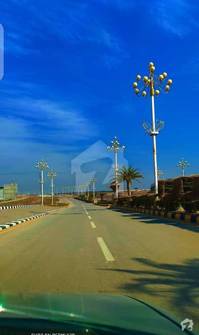 5 Marla Residential Plot For Sale In Ghauri Town Phase 4 C2