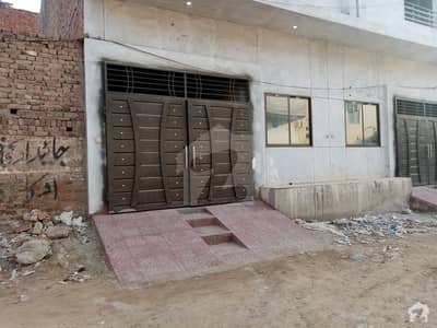 Double Storey Beautiful House For Sale At Shadman Colony Okara