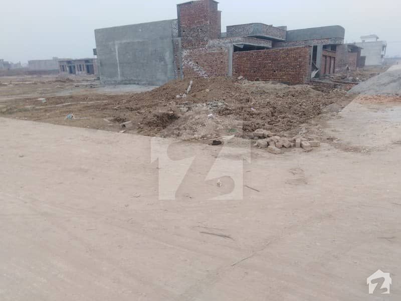 5 Marla Plot For Sale Shaheen Town Phase 1