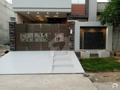 Double Storey Beautiful House For Sale In Green City Okara