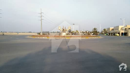 10 Marla Plot For Sale In Very Reasonable Price  Central Block 445phase 1