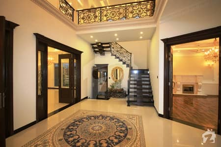 ڈی ایچ اے فیز 6 - بلاک ایچ فیز 6 ڈیفنس (ڈی ایچ اے) لاہور میں 5 کمروں کا 1 کنال مکان 5.5 کروڑ میں برائے فروخت۔
