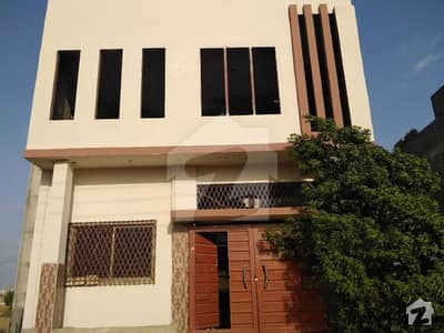 Double Storey House For Sale In Abdullah Garden Qasimabad Phase 6 Hyderabad